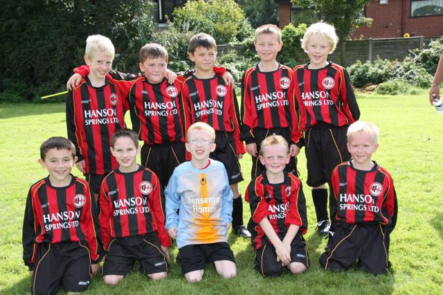 Pennine Juniors Football Team