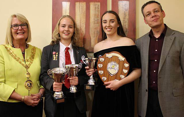 Whitworth Community High School Presentation Evening
